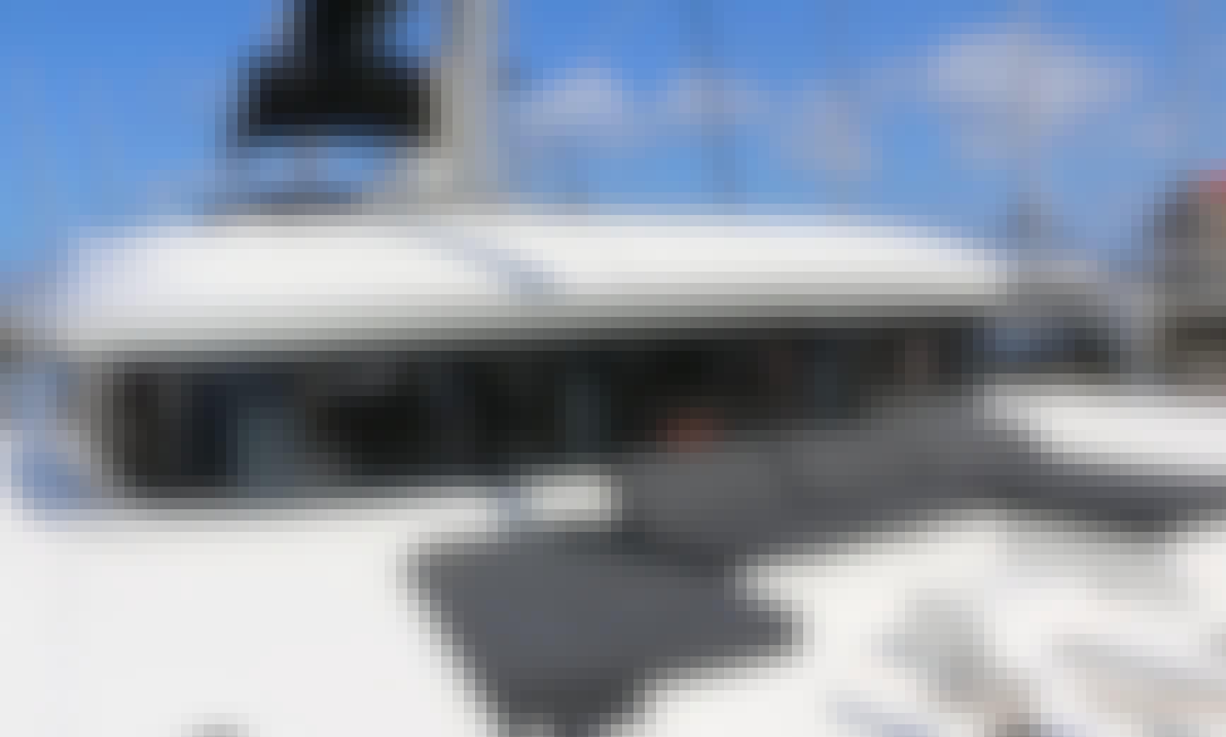 Lagoon 50, 13 people, Road Town, Tortola BVI