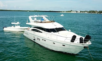 Gorgeous Viking 70' Motor Yacht Available In Fort Lauderdale And Miami