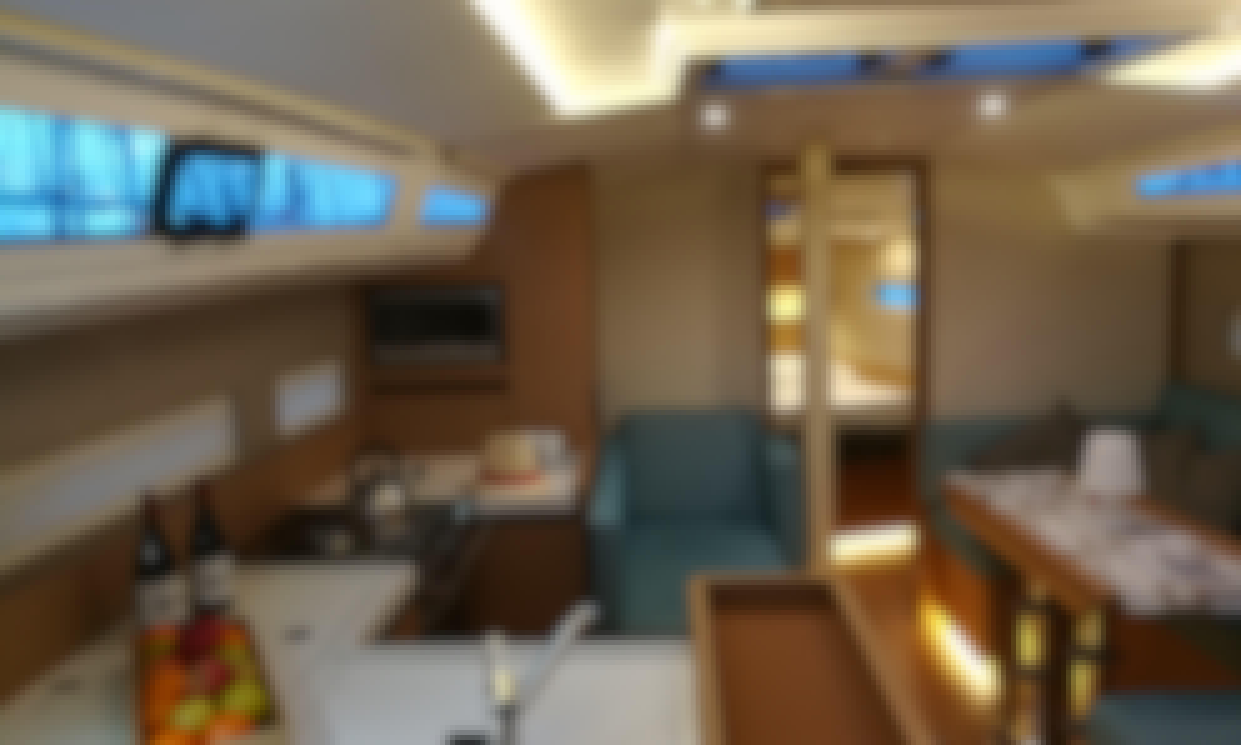 """Monama II"" Sun Odyssey 410 Performance Yacht Charter in Italy"