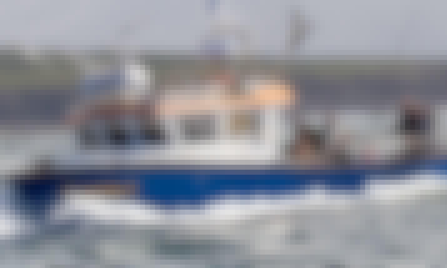 "33' Fishing Charter ""Prospector 1"" in Mullaghmore Co Sligo, Ireland"