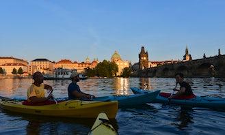 Enjoy Kayak Rentals and Tours in Prague, Czechia
