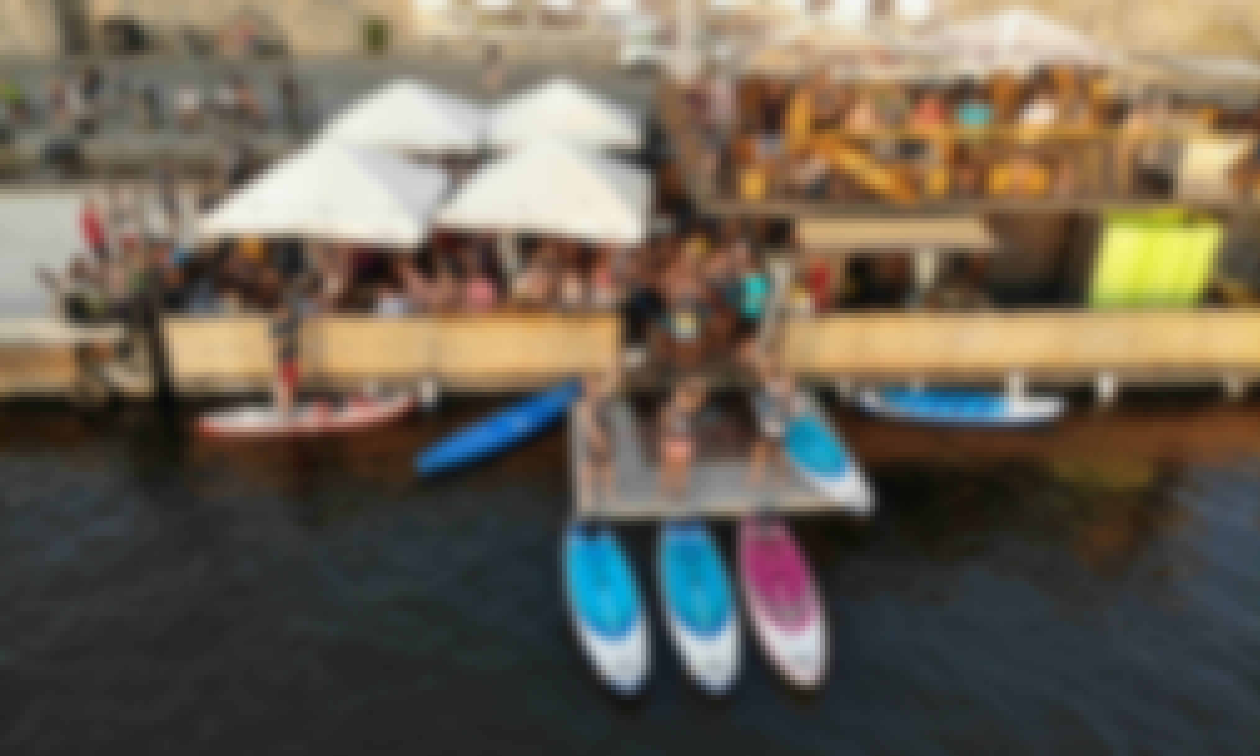 Rent a Stand Up Paddleboard in Prague, Czechia