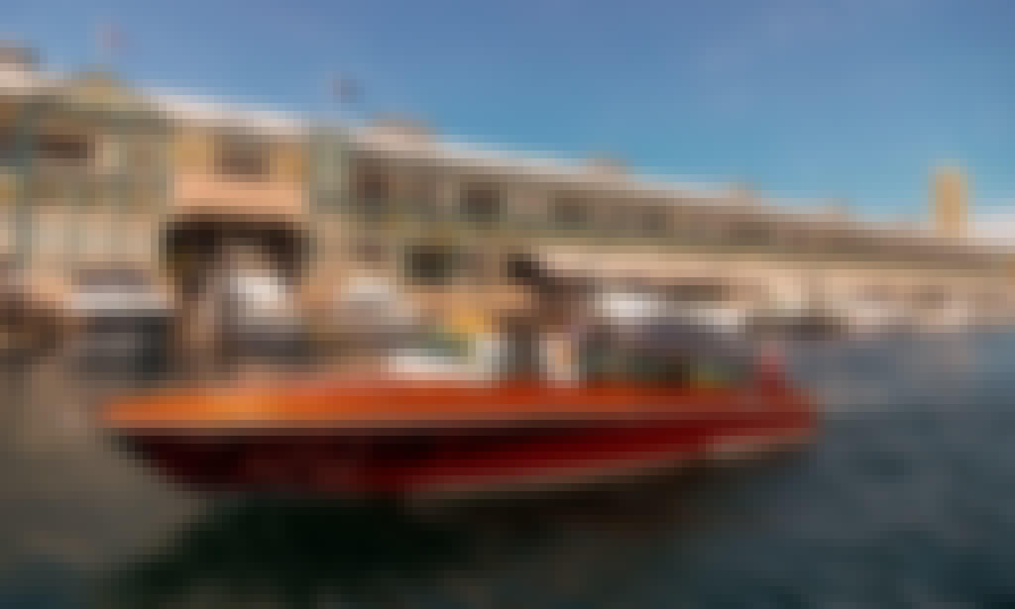 Private Sydney Luxury Cruise onboard 28' Bel Motor Yacht for 6 People!