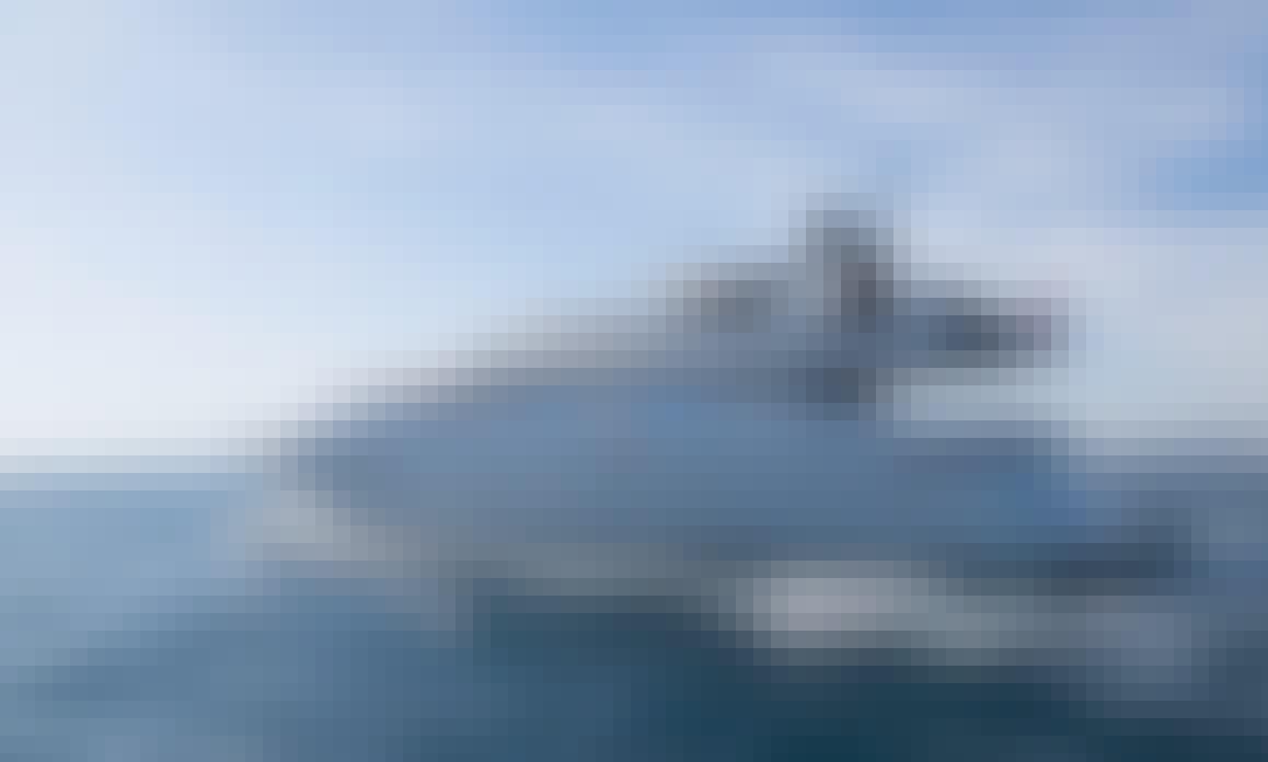 "98ft ""Albator 2"" Power Mega Yacht Rental in Alimos, Greece"