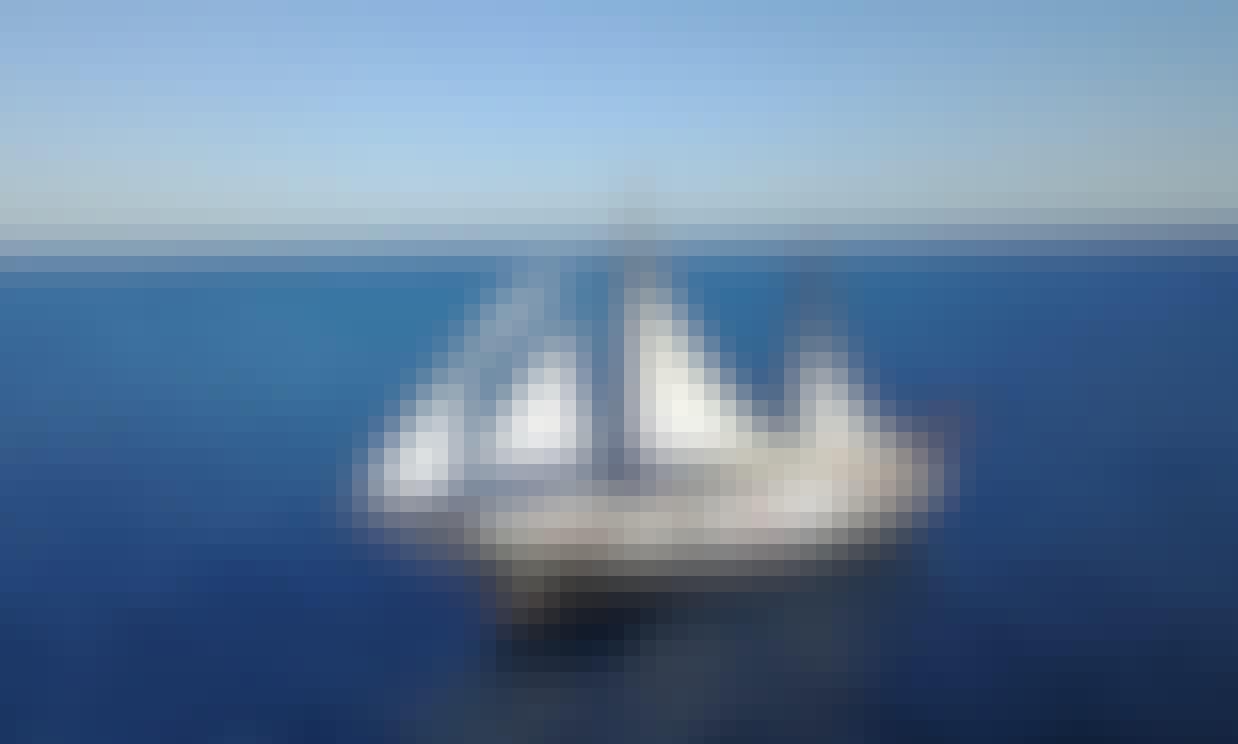 "Book the 72ft ""Joanna K"" Sailing Mega Yacht in Alimos, Greece"