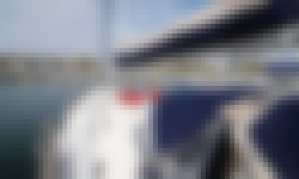 "Charter the ""Alexandria"" Beneteau Cyclades 50.5 Cruising Monohull in Alimos, Greece"