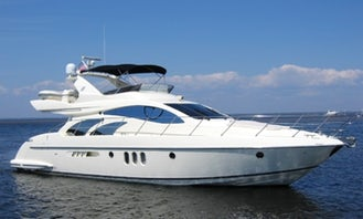 Rent the most Luxurious Azimut Italian Yacht in Abu Dhabi