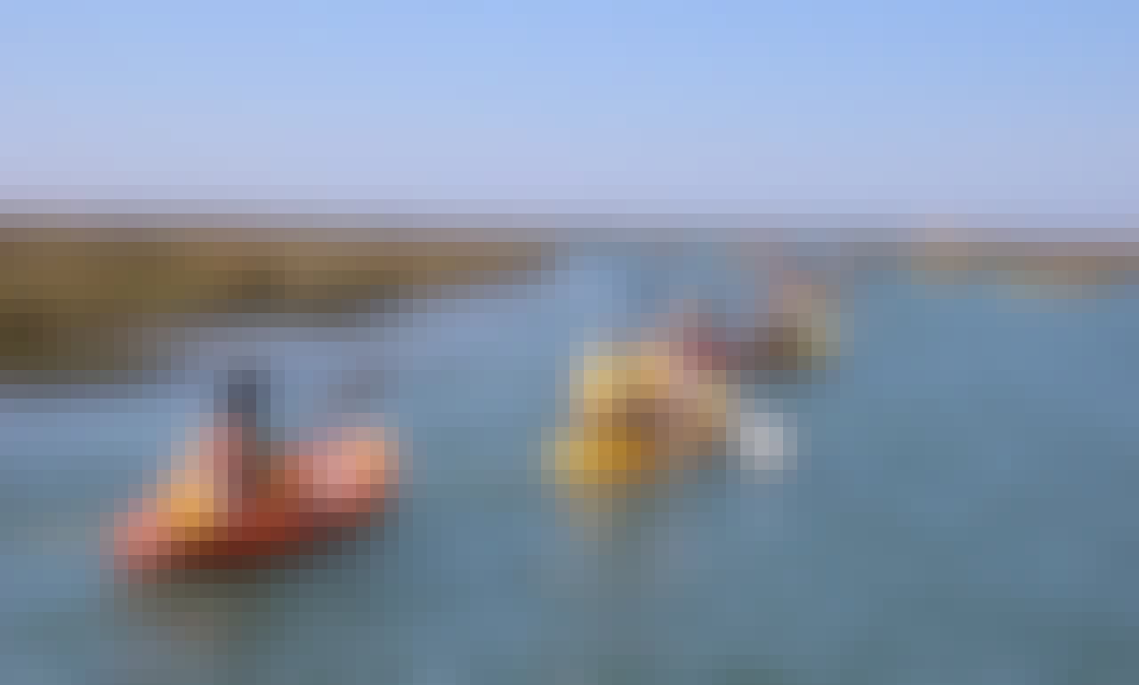 2-Hour Guided Kayak Tour in the Algarve's Ria Formosa from Faro