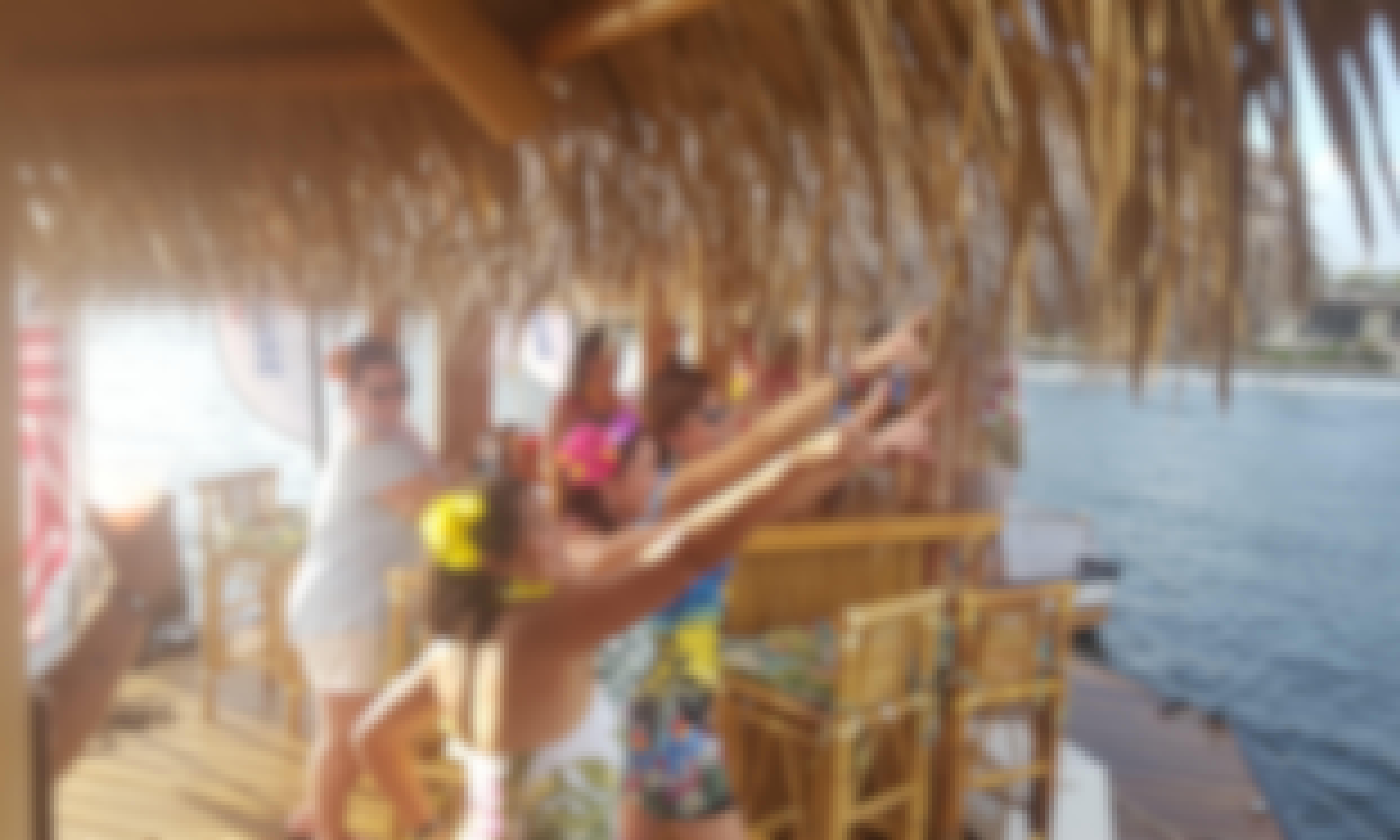 Cruisin Tiki Pontoon in Fort Lauderdale, Florida