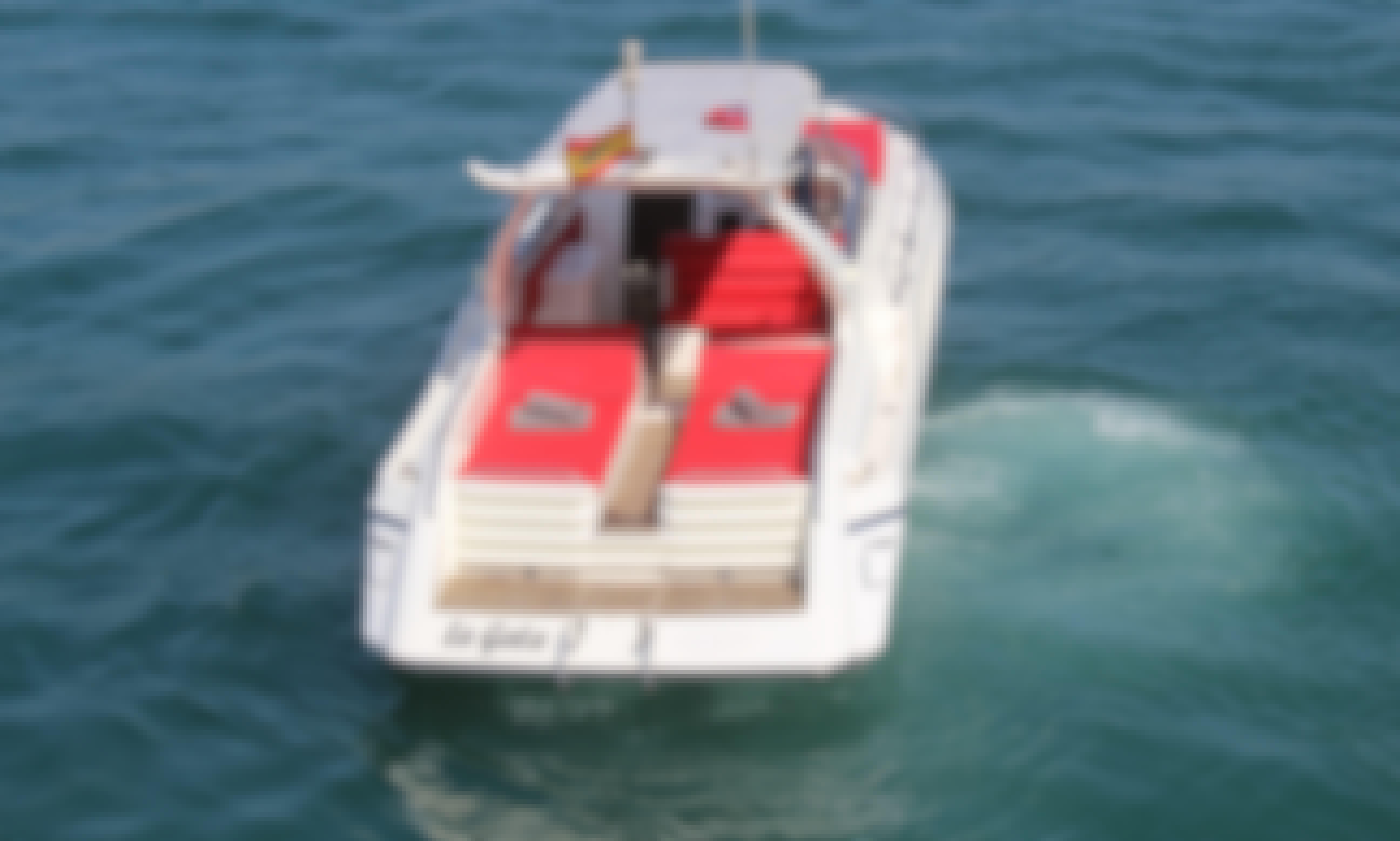 Sunseeker Apache 45 Boat Rental in Eivissa, Illes Balears