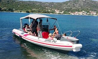Rib Tiger Marine 750 RIB  Split , Trogir