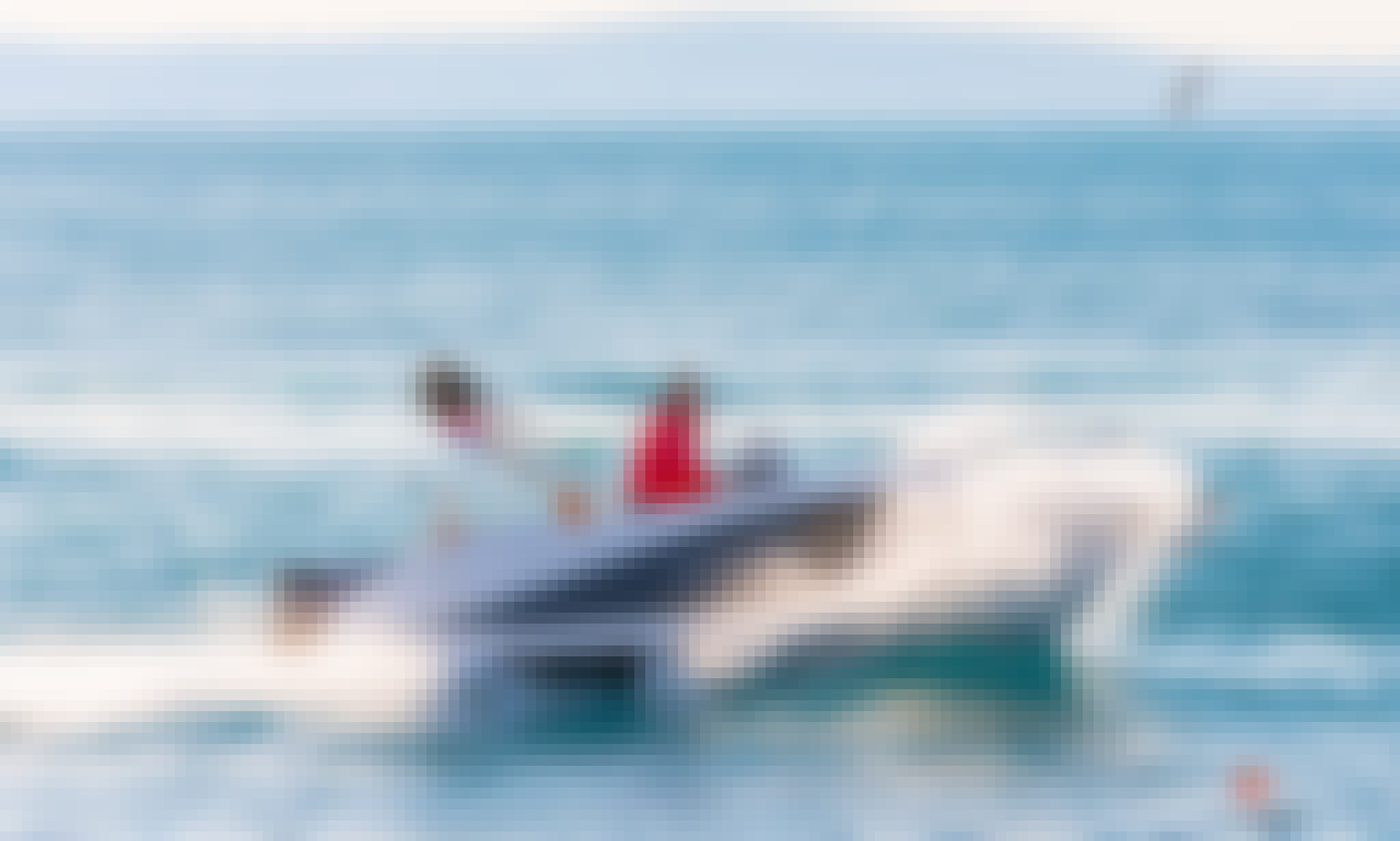 Okiboats Barracuda 545