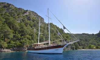 Beautiful Luxury Gulet in Gocek, Muğla - Charter this on monthly basis!