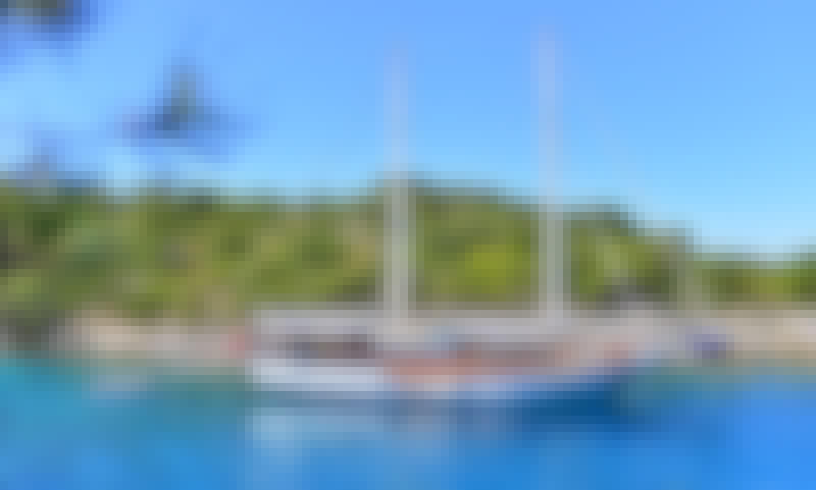 Feel the wind while onboard this beautiful 78' Sailing Gulet base in Gocek Fethiye, Muğla