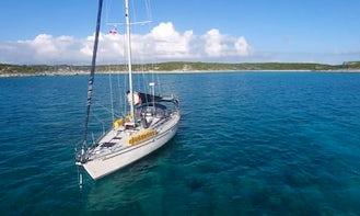 Caribbean Sailing Adventure In Culebra and Vieques, Puerto Rico