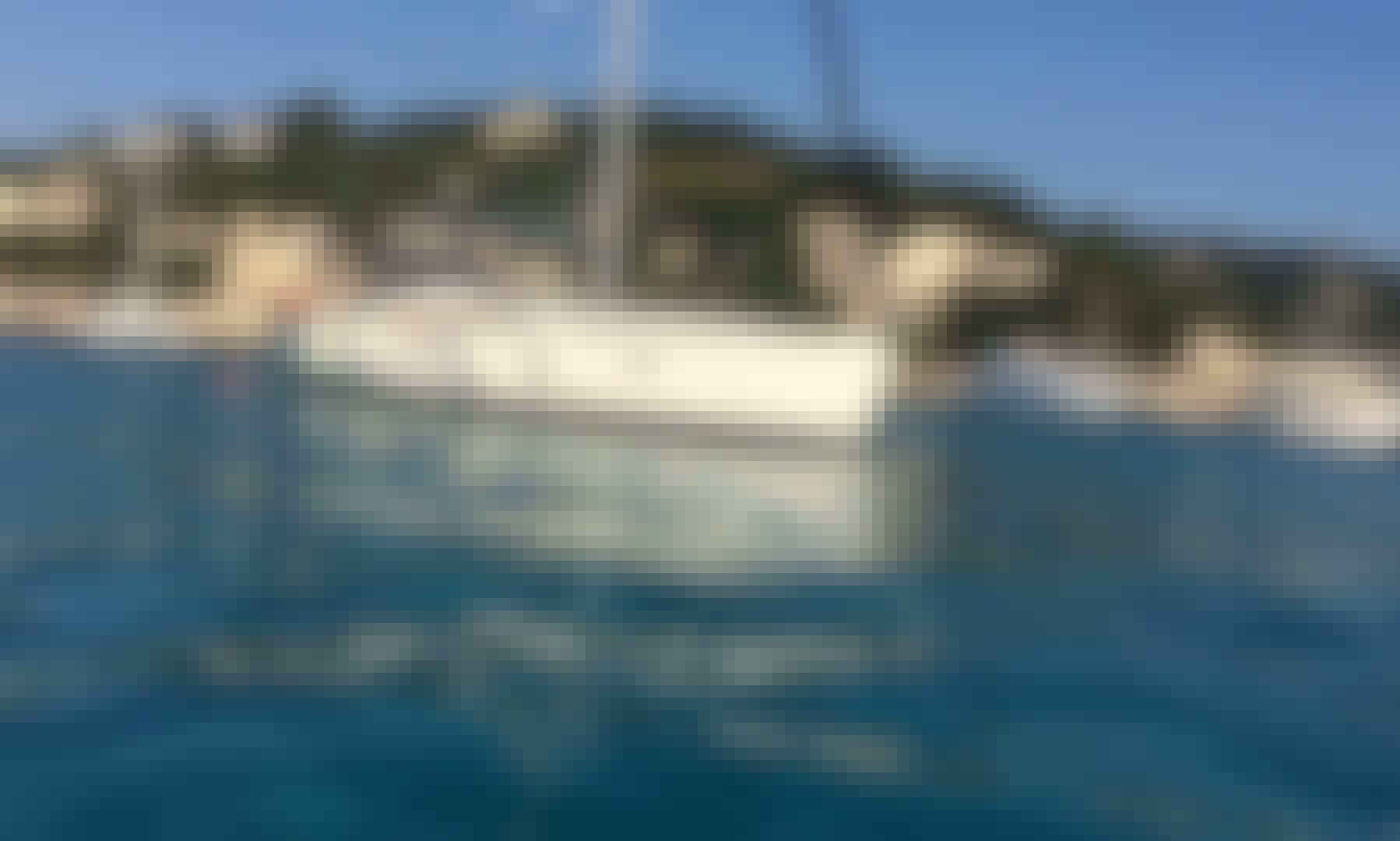 Bavaria Cruiser 46 Sailing Yacht Charter in Lefkada