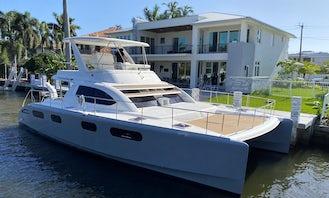 47 ft Power Catamaran