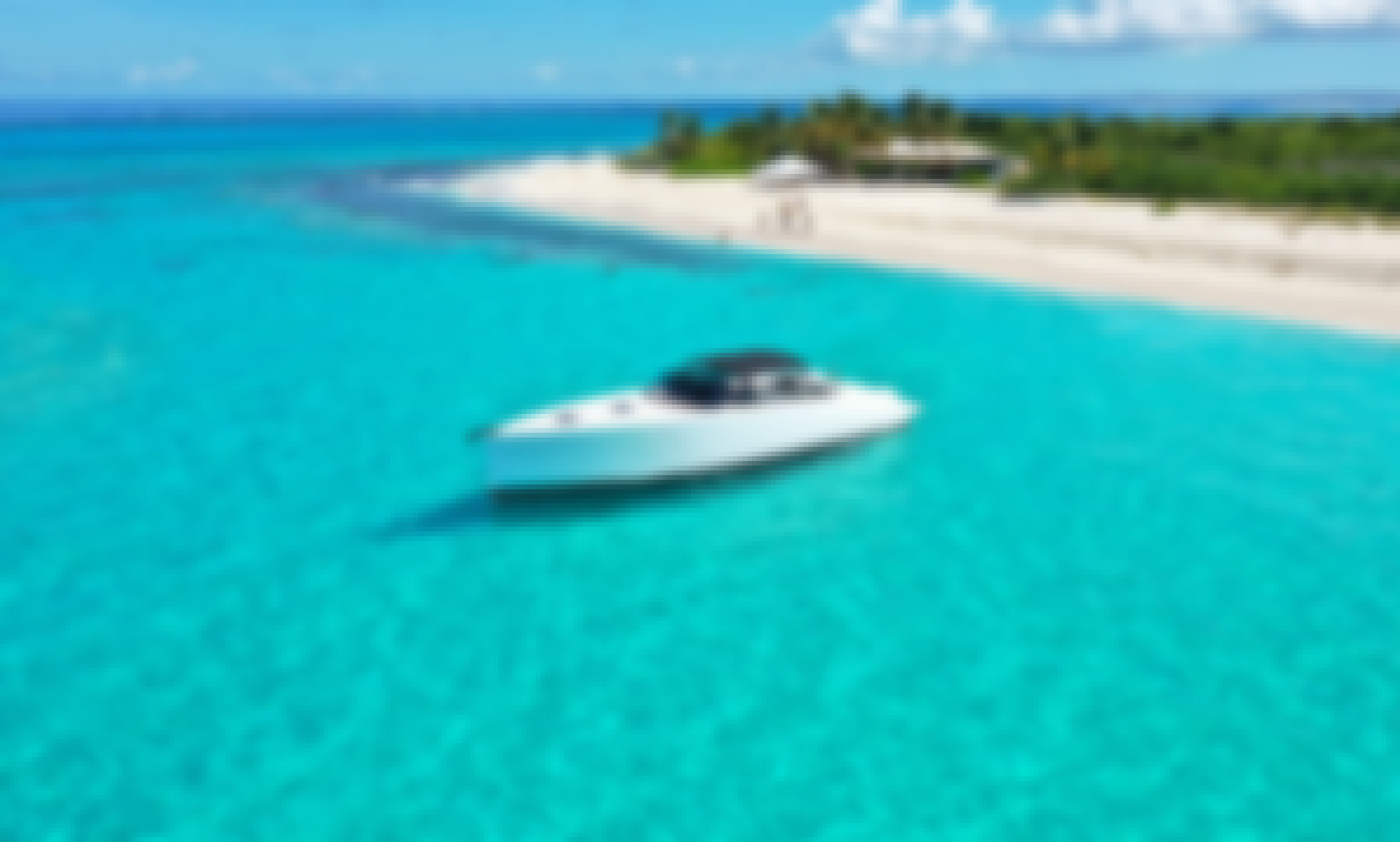 VanDutch 55 MotorYacht Charter St Barths | Anguilla | St Martin