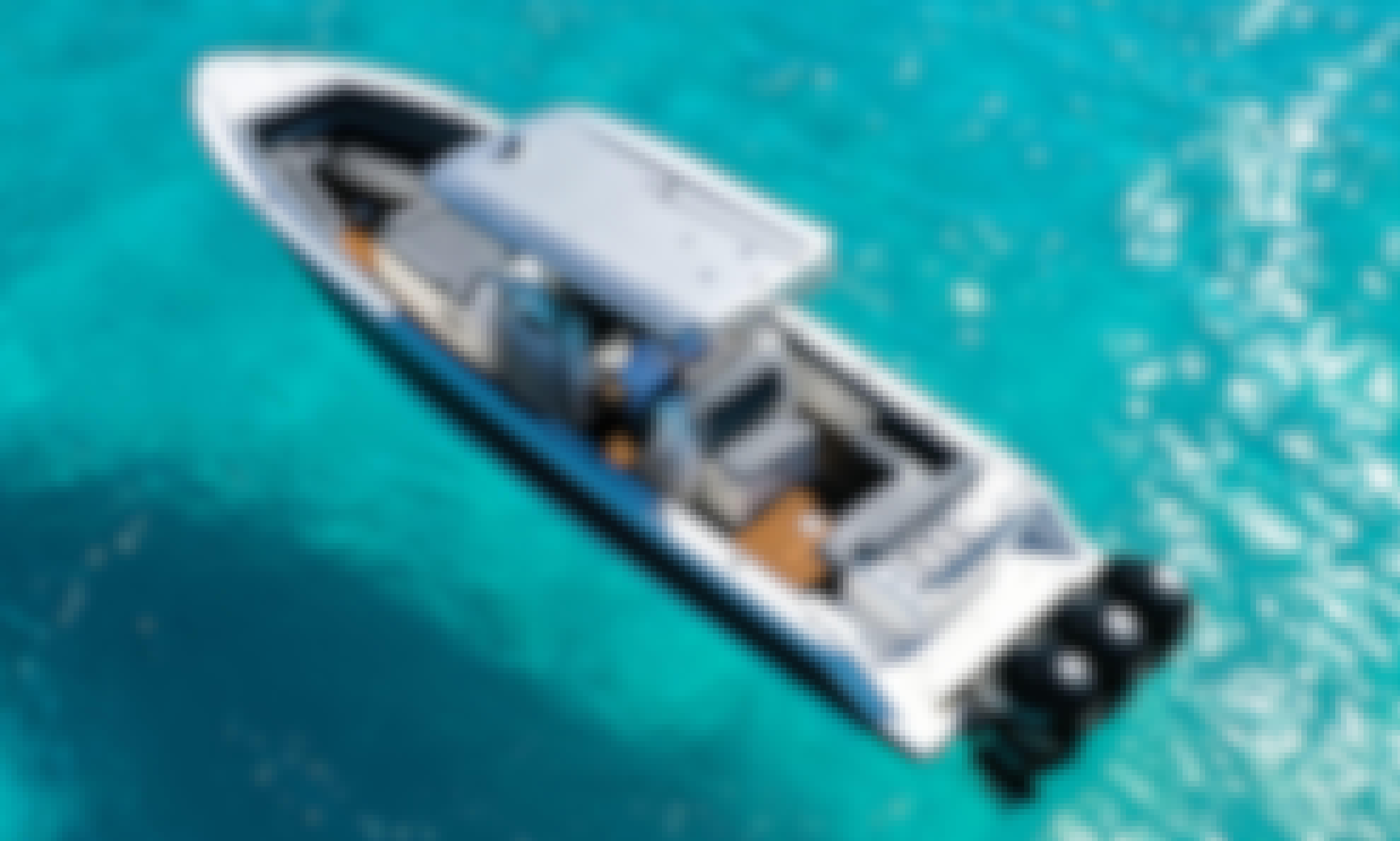 Nor-tech 39 Private Speedboat Charter - St Barths | Anguilla | St Maarten