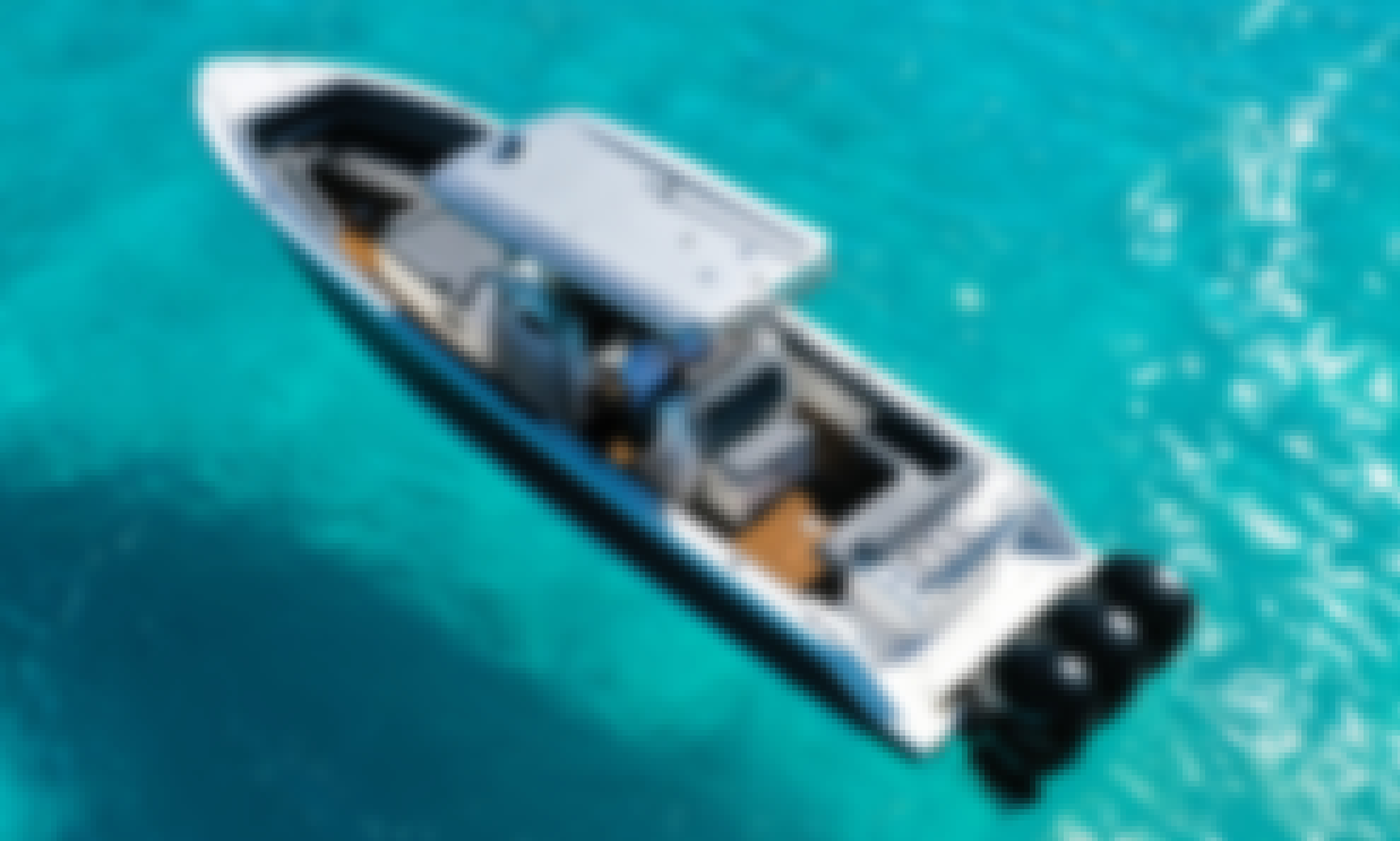Nor-tech 39 Private Speedboat Charter - St Barths | Anguilla | St Maarten