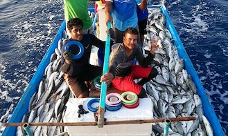 Exciting Fishing Adventures in the Maldives