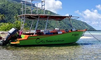 Full Day Group Tour in Teahupoo, French Polynesia