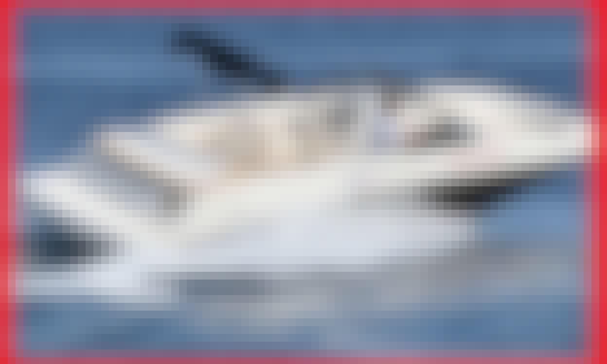"Bayliner VR6 ""MY2020"" Brandnew in Biograd na Moru - Rent with or without Skipper!"