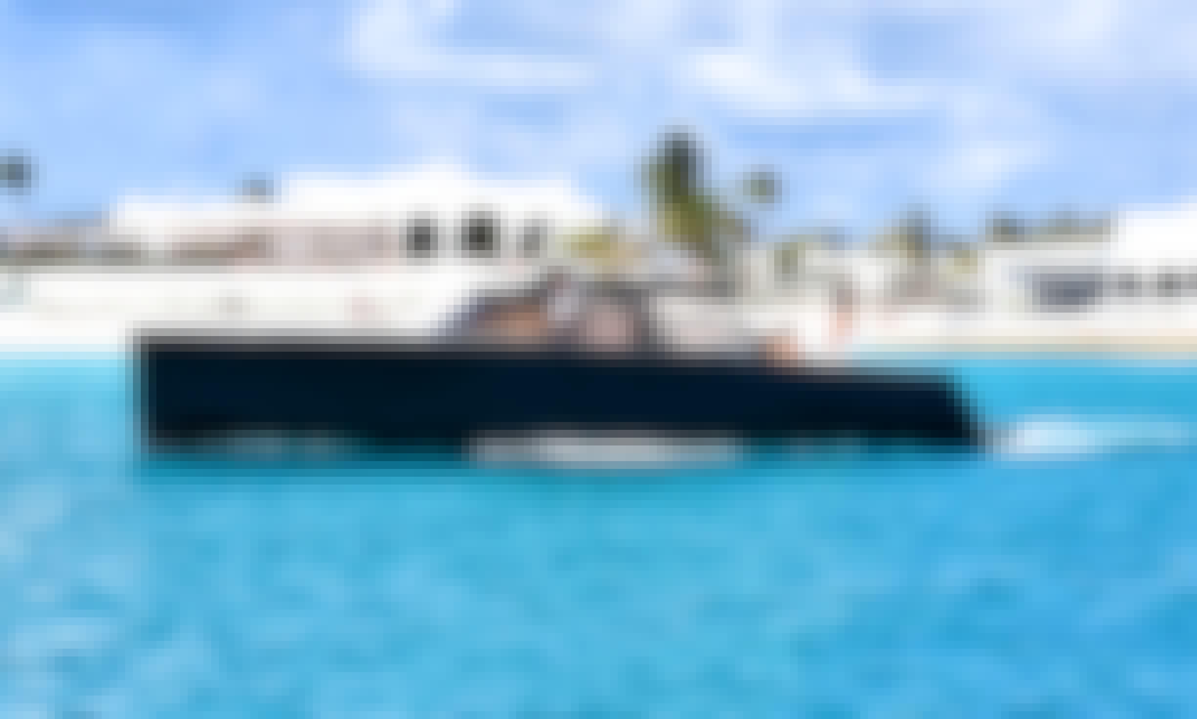 VanDutch 40 Charter Anguilla | St Maarten | St Barths