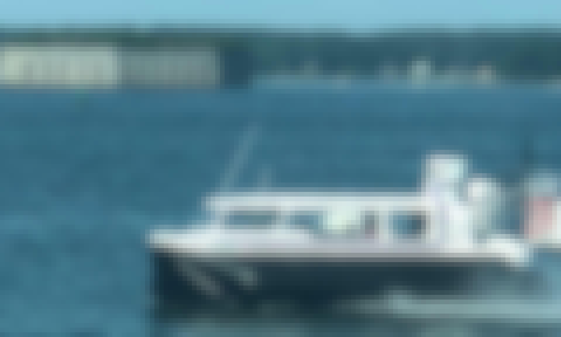 Book the Amphibious Marine, Explorer 24 Hovercraft in Portland, Maine