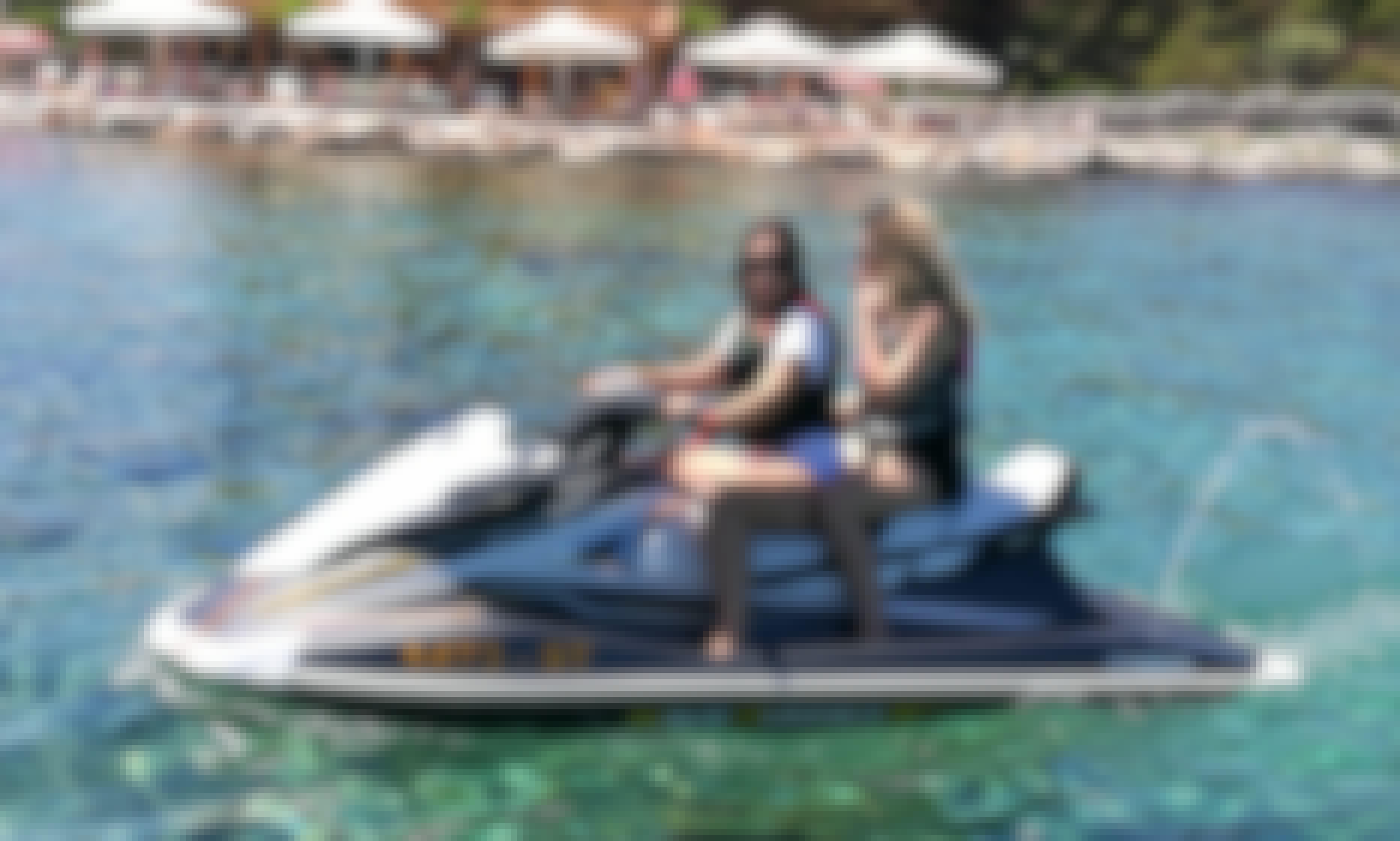 Yamaha VX 180hp Cruiser HO Jet Ski Rental in Vinišće, Splitsko-dalmatinska županija
