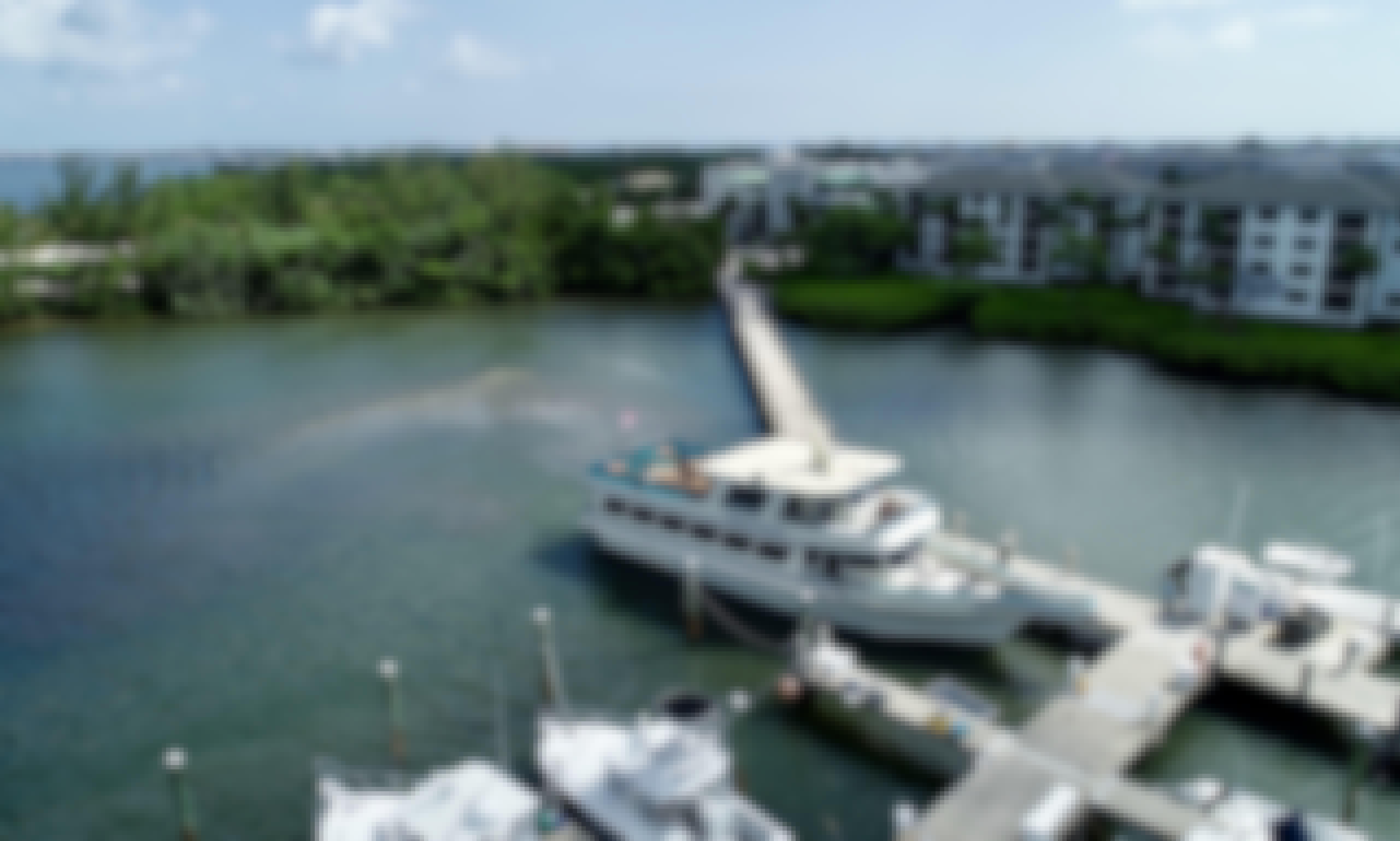 82-foot charter boat Stuart FL