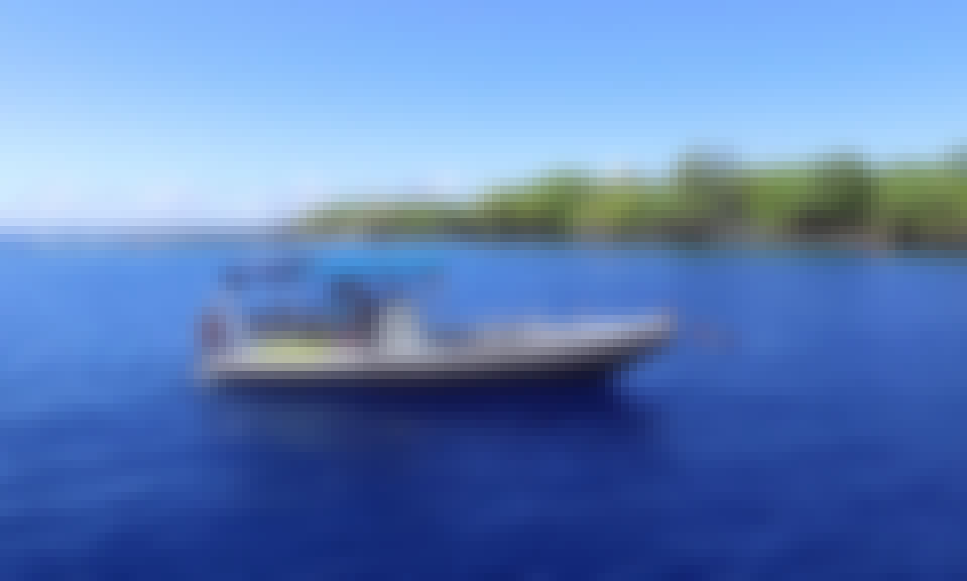 Deluxe Private Charter for 14 People in Kealakekua Bay and Captain Cook Monument