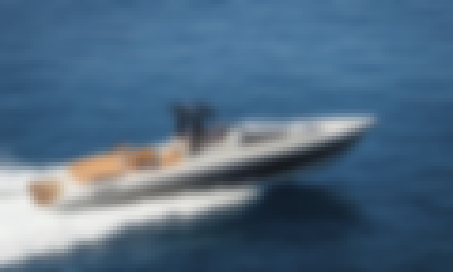 Blue Yonder - Speed and Luxury Boat in Dubai