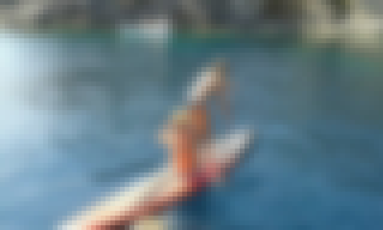 Ferretti Fly 43 spacious motor yacht for exploring Dubrovnik