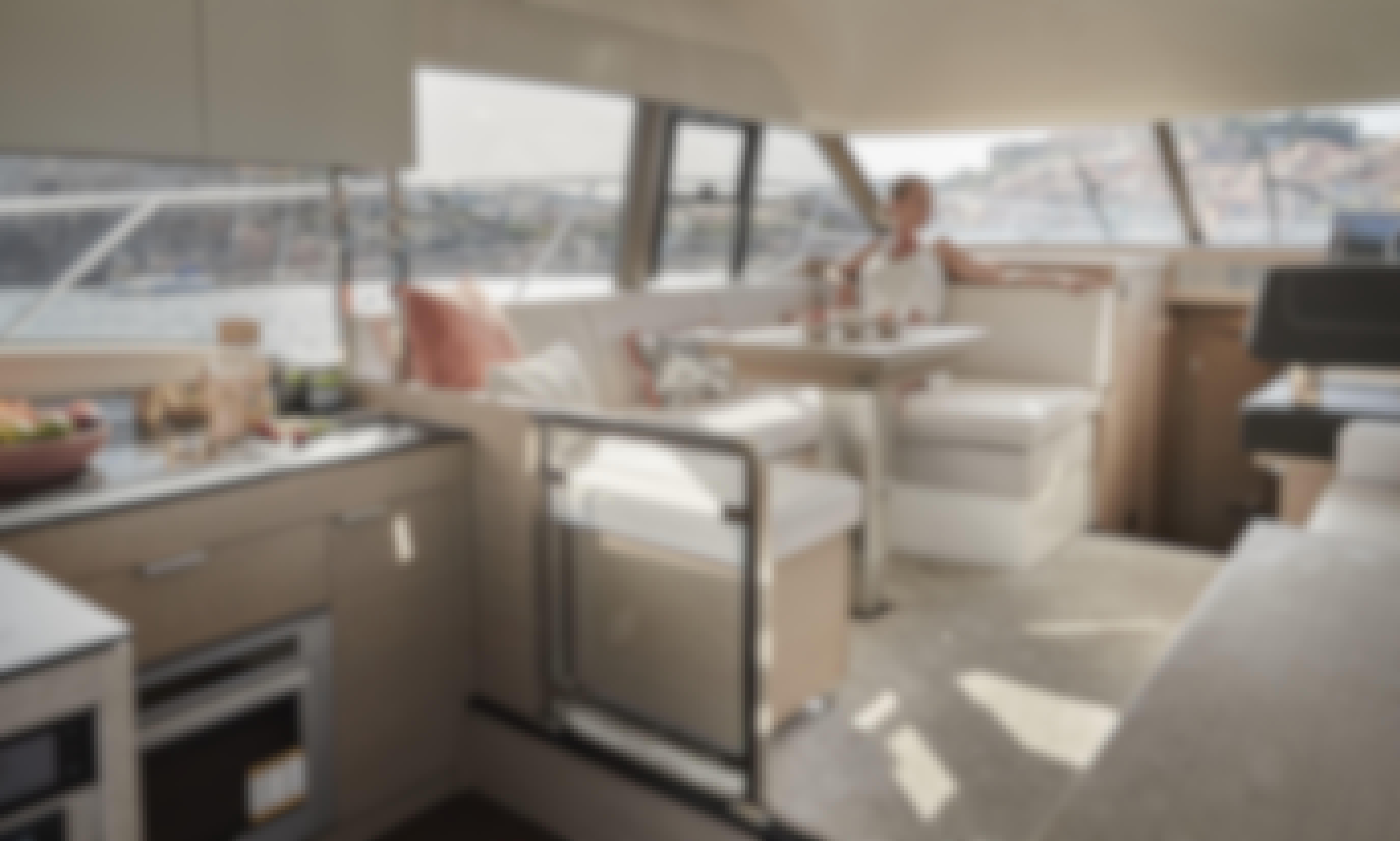 2020 Luxury Jeanneau Prestige 420 Fly Motor yacht Rental in Dubrovnik, Dubrovačko-neretvanska županija