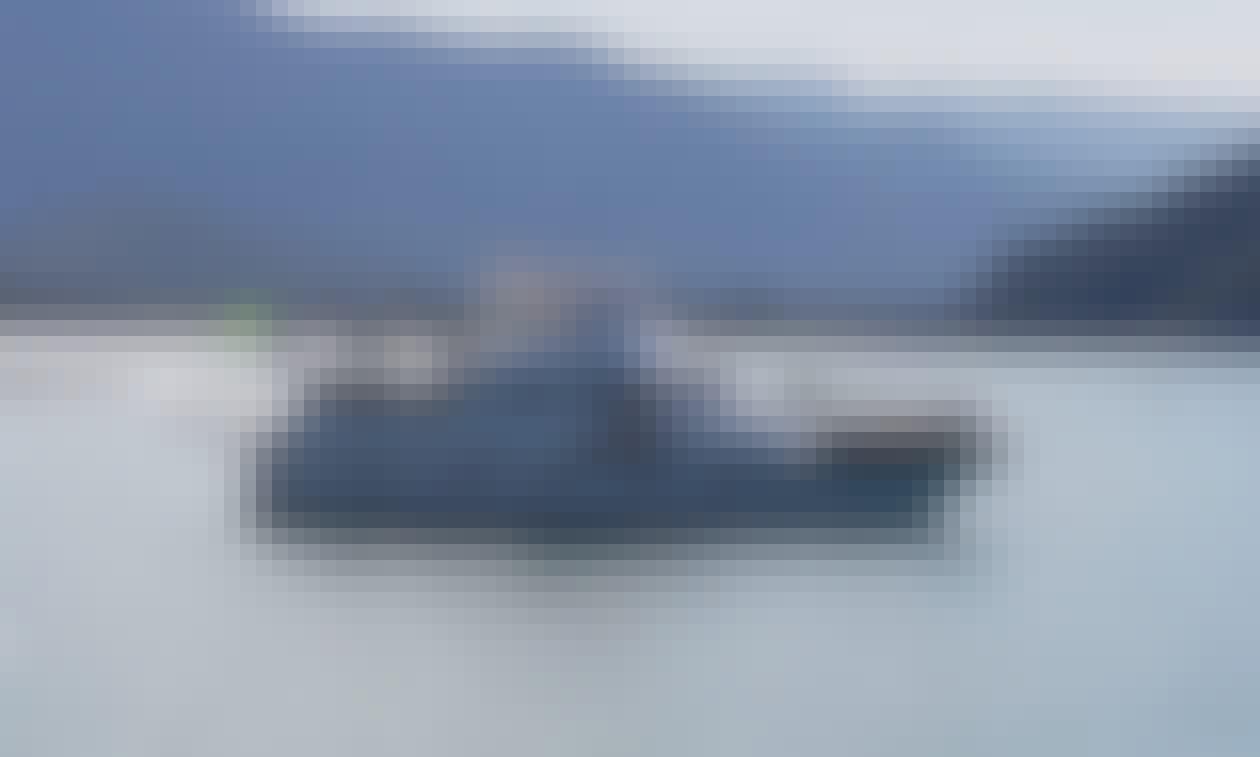 Trawller 70 in Angra dos Reis, Paraty