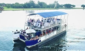 Daily Cruises onboard 50' Pontoon HBC in Hartbeespoort