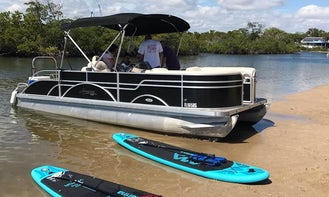 4, 6, And 8-hour Pontoon Boat Rental Trips In Fort Lauderdale