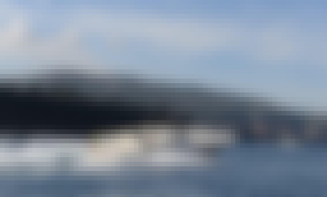 Speedboat rental in Sorrento, Capri and Amalfi Coast