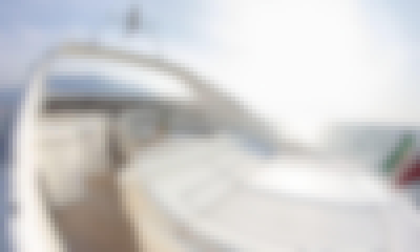 """Yacht"" PRINCESS V50"" rental in Sorrento, Capri and Amalfi Coast"