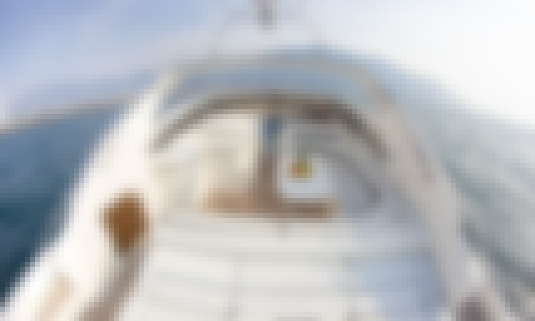 Yacht Charter Princess V50 for 12 People in Sorrento, Capri and Amalfi Coast