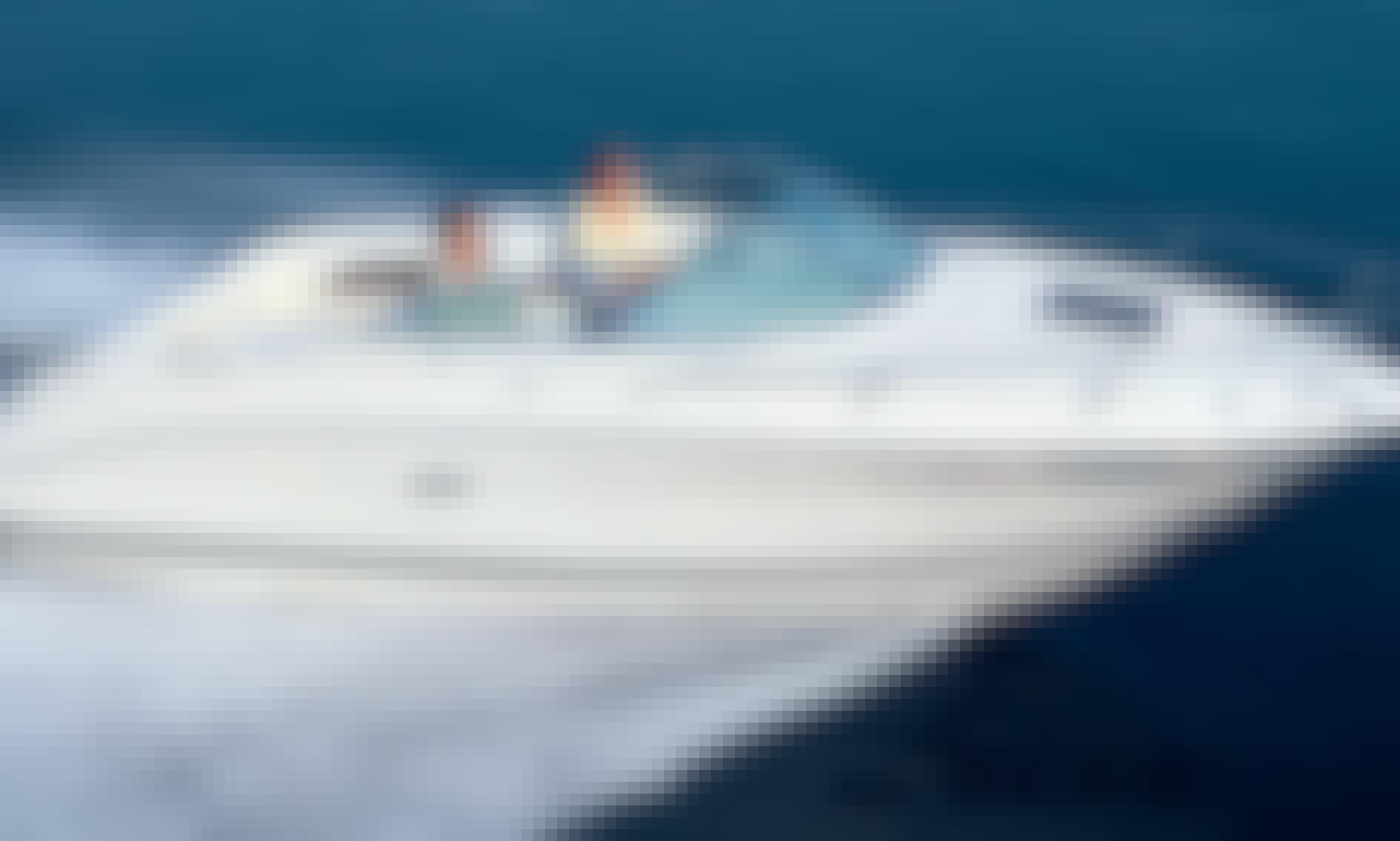 Sniper Searay Weekender Speedboat in Chania