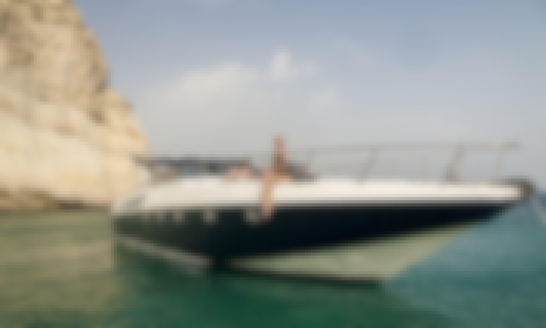 Babyface Alfamarine 58 motor yacht in Chania