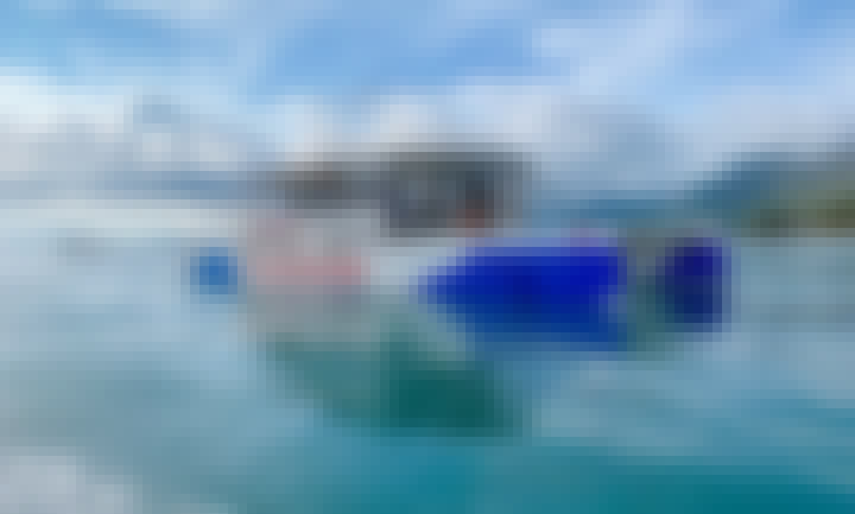 Catamaran Cat 17 in Dubrovnik