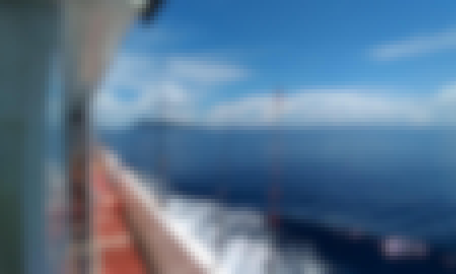 Fishing Boat Charter in Ternate-North Maluku