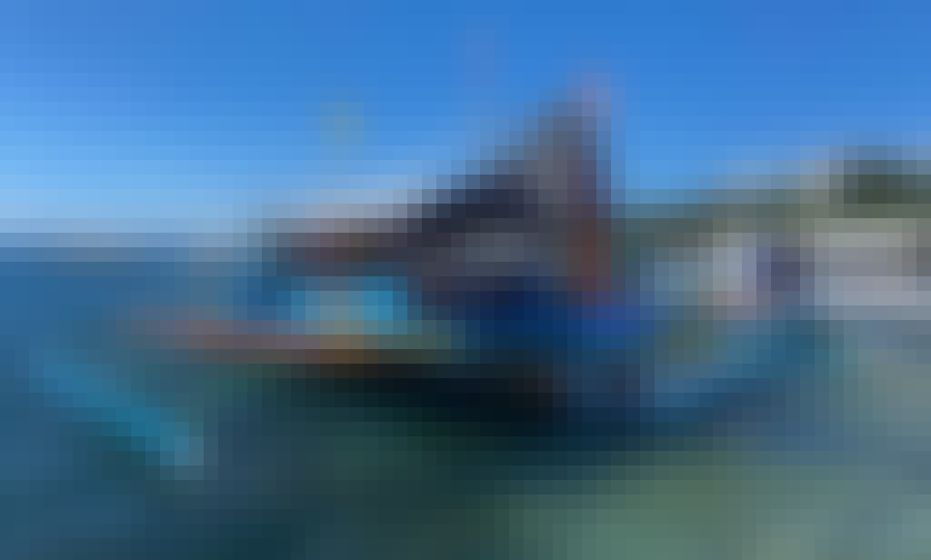 Book the Luxury Banca Boat in Lapu-Lapu City, Central Visayas