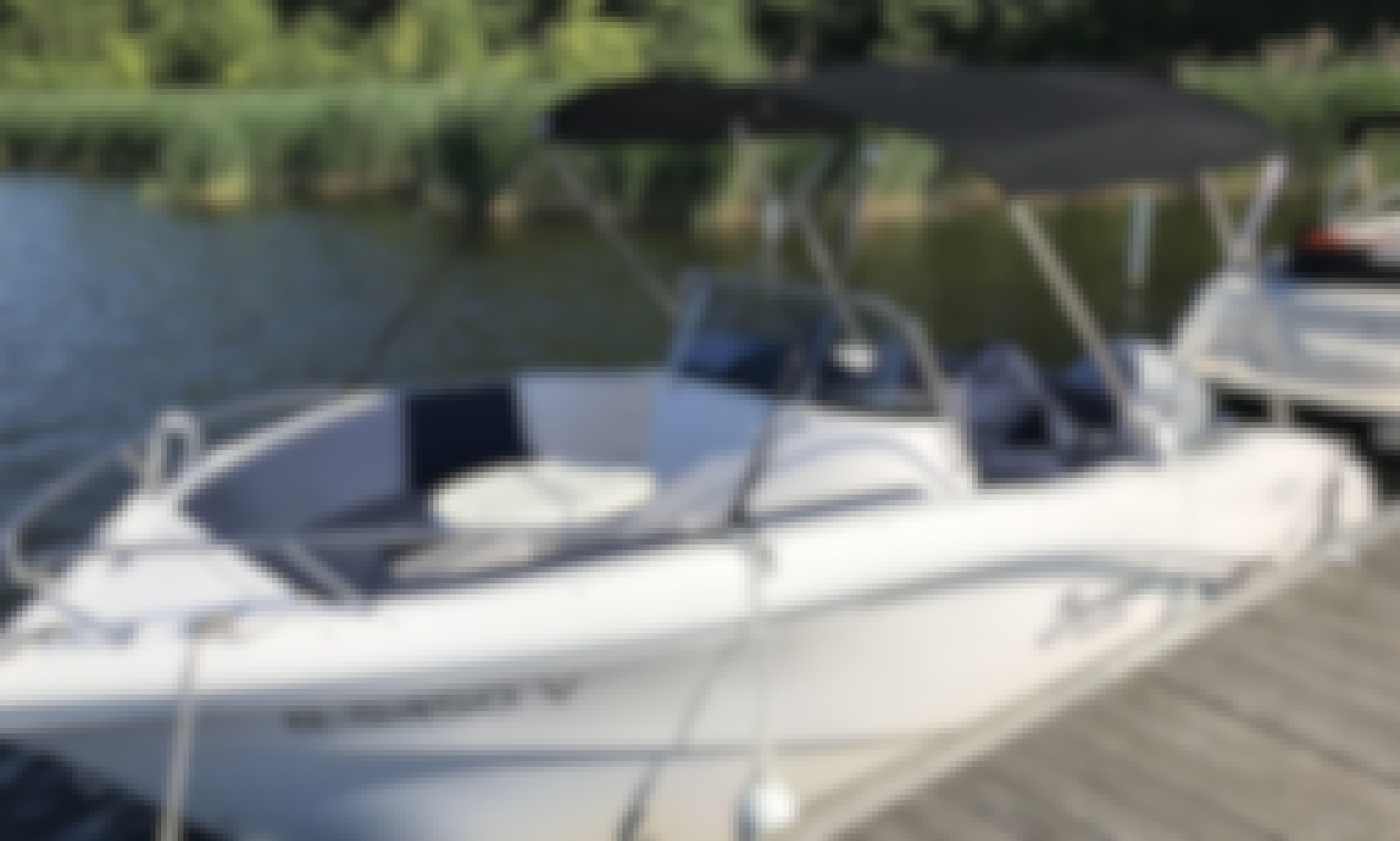 Barracuda 545 Powerboat 130 hp in Berlin