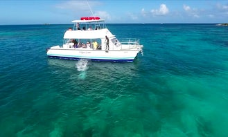 3-Hours Private Catamaran Sunset Cruise From St. Lucia