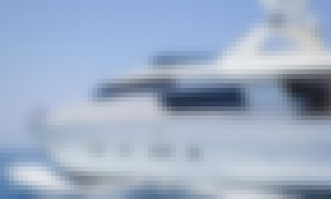Charter the San Lorenzo 72 Luxury Power Mega Yacht in Dubai