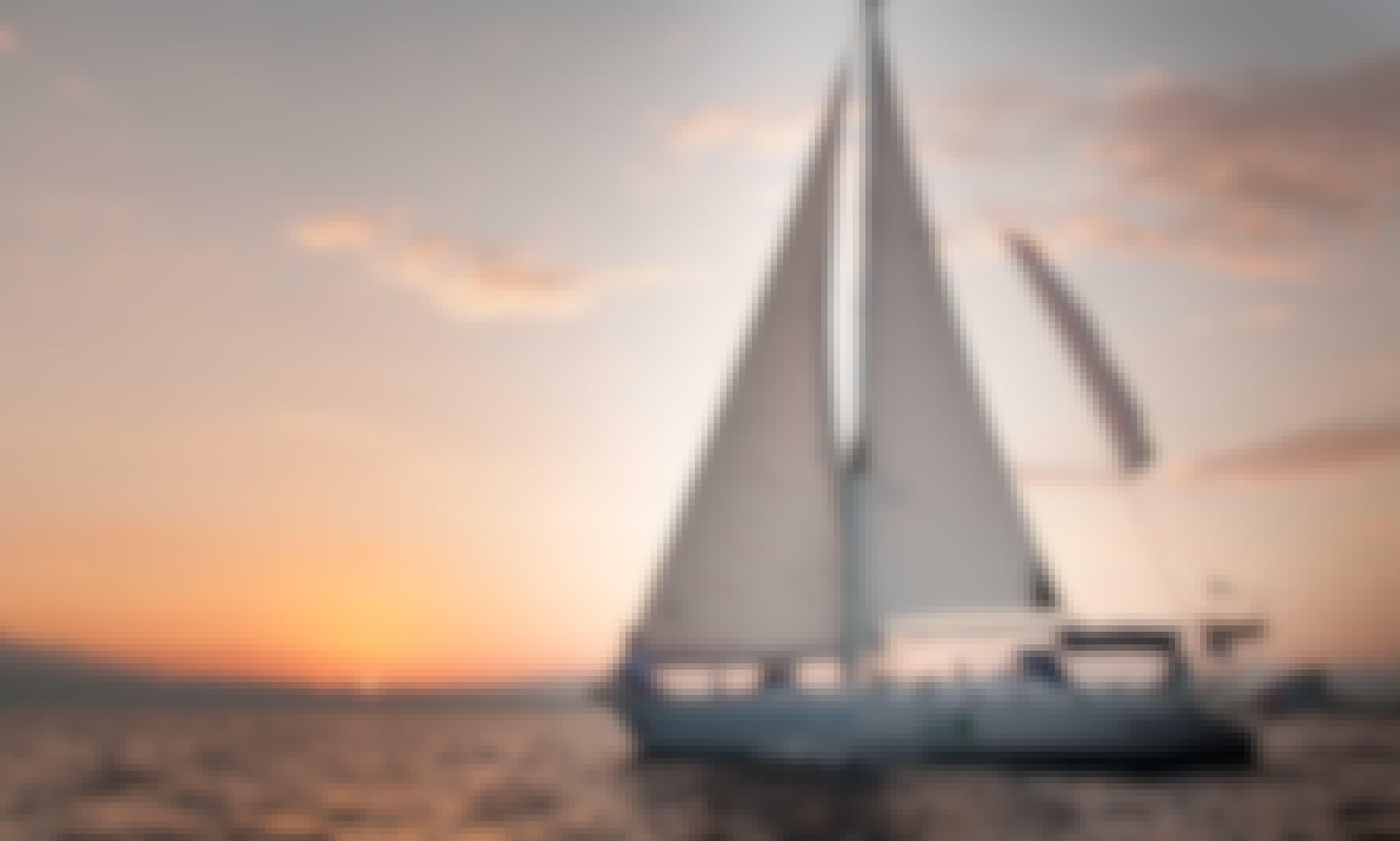 Cruising Monohull Luxury sail boat in Koroni-Chrani-Petalidi